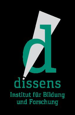 Logo Dissens - Institut für Bildung und Forschung